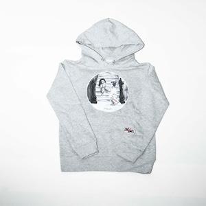 K'rooklyn Kids hoodie K'rooklyn Kids × Denali -Gray