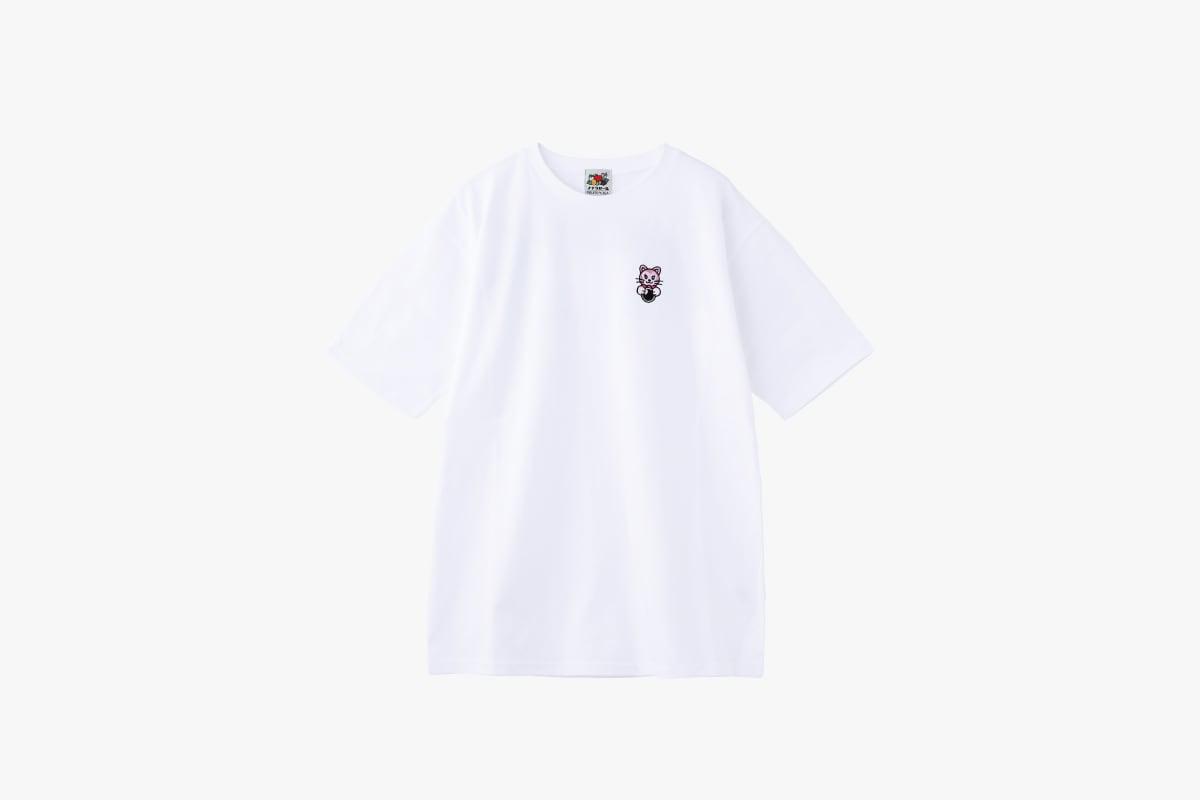 キャットロゴTシャツ