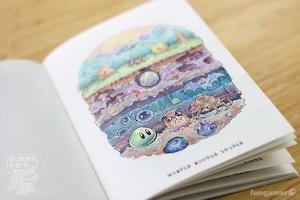 ジュニモぬりえ本 / STARDEW VALLEY