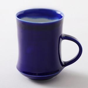 瑠璃釉mug