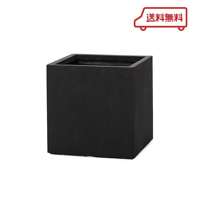 【送料無料】KONTON  ファイバークレイ ベータ キューブ  ブラック 8号用 観葉植物