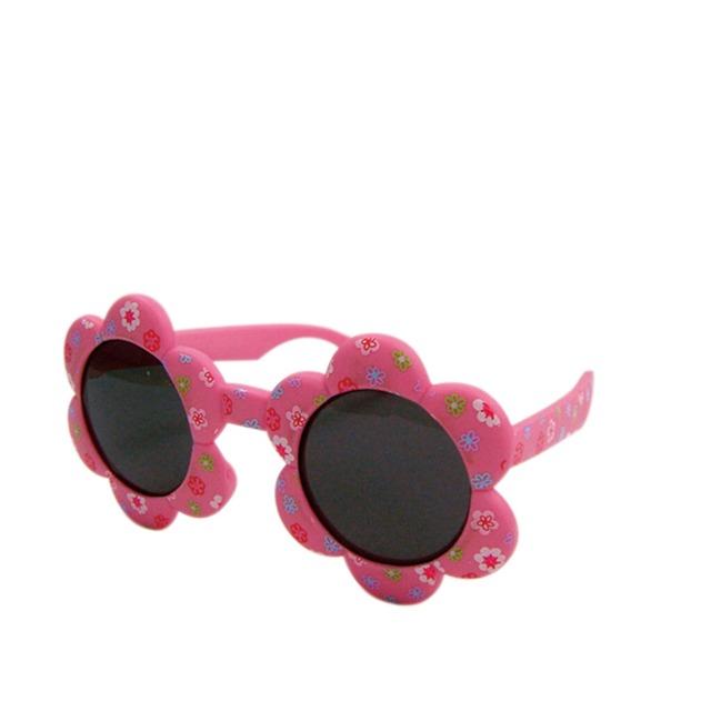 スパイス - キッズ Sunglass サングラス フラワー pink