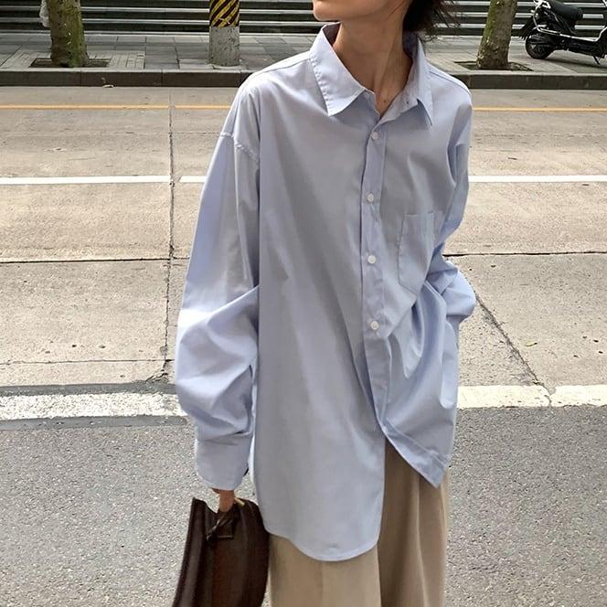 Multicolor classic shirt(マルチカラークラシックシャツ)a-929