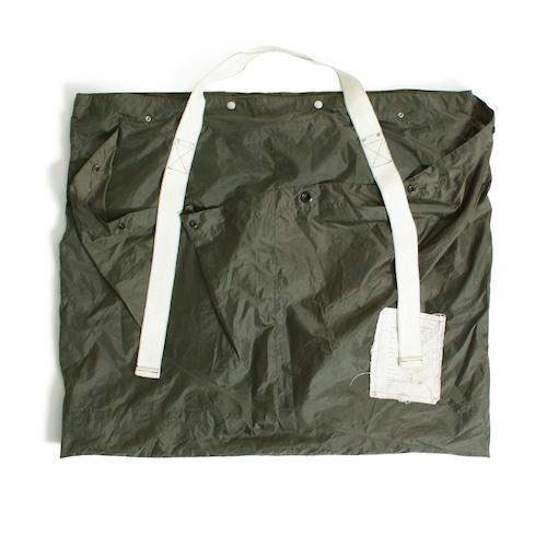 Enharmonic TAVERN x sandglass Military Stylist Bag -Khaki < LSD-AH1AC8 >