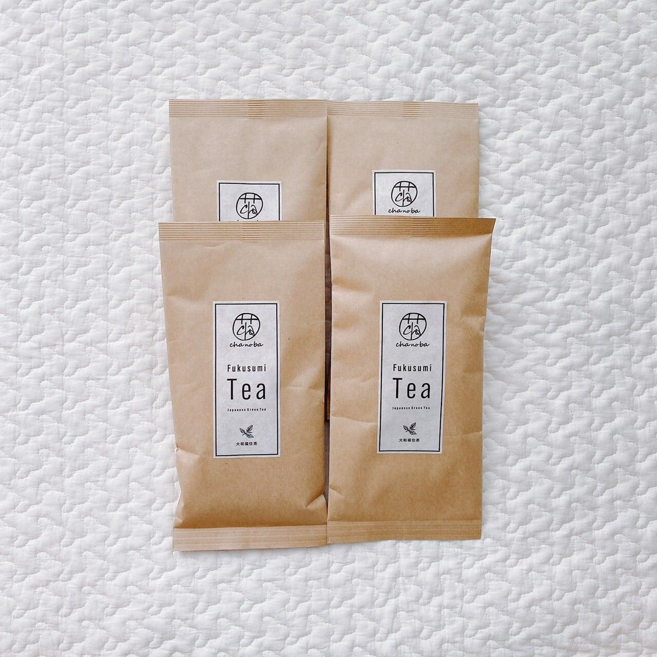 大和福住茶 4本セット【送料無料】