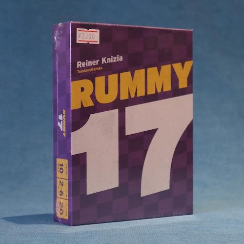 ラミー17 日本語版