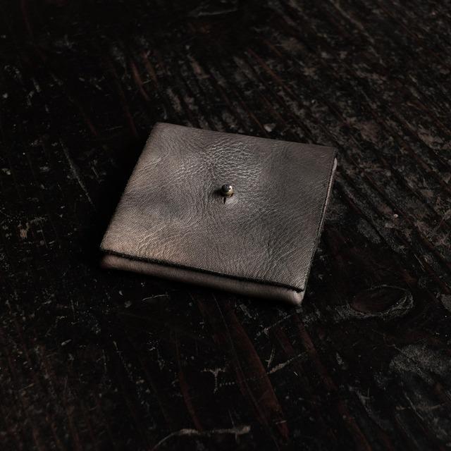 三折コインケース ギボシ sasaki yuichi