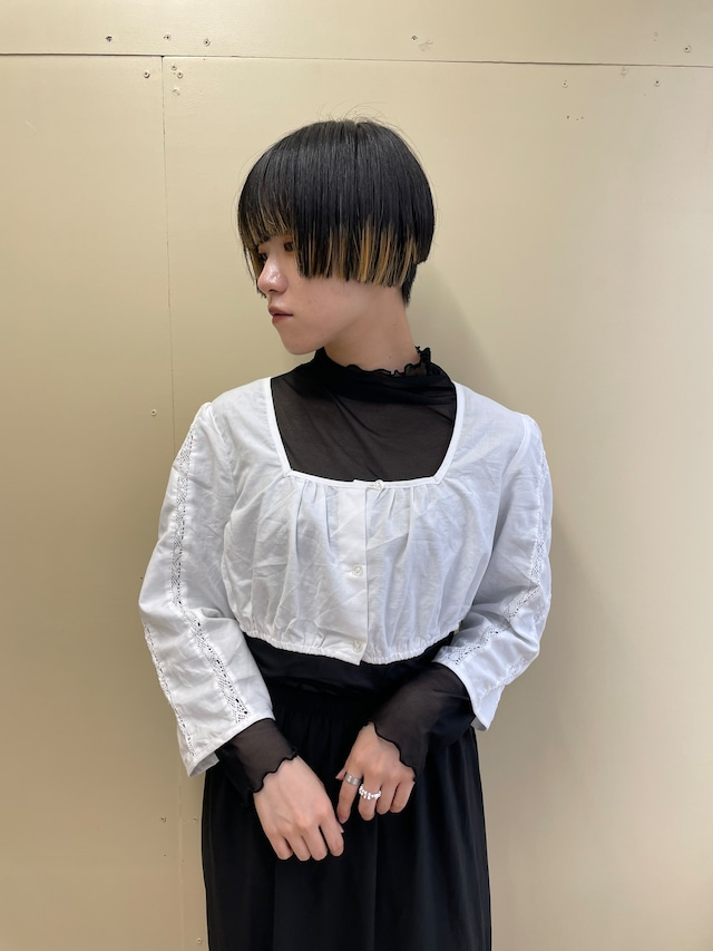 tyrol blouse/ 7SSTP16-03