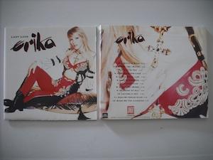 【CD】ERIKA / LADY LUCK