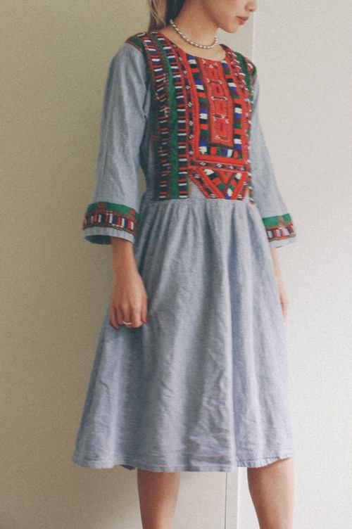embroidery onepiece