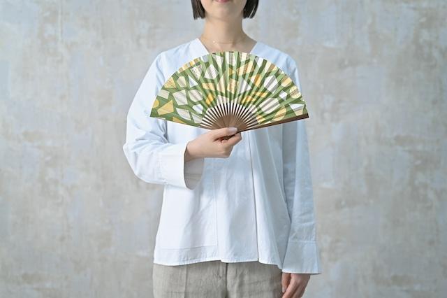 [Women's] UMO#1 橙 Daidai 扇子