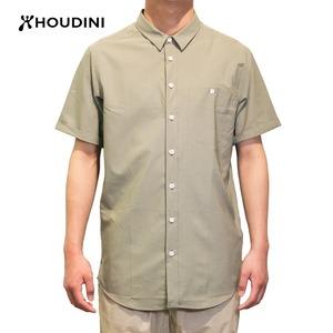 HOUDINI Ms Shortsleeve Shirt