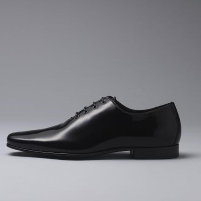 Men's / Patented Whole Cut / BK 【7123 BK】