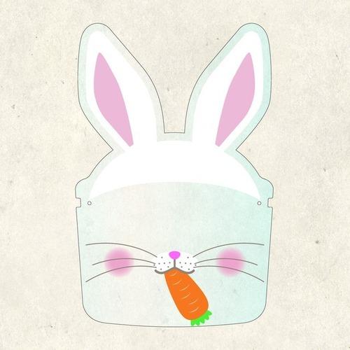 ウサギ&ニンジン [FS0031]