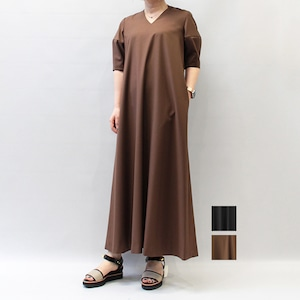 RIM.ARK(リムアーク) Sleeve point one piece 2021春物新作 [送料無料]