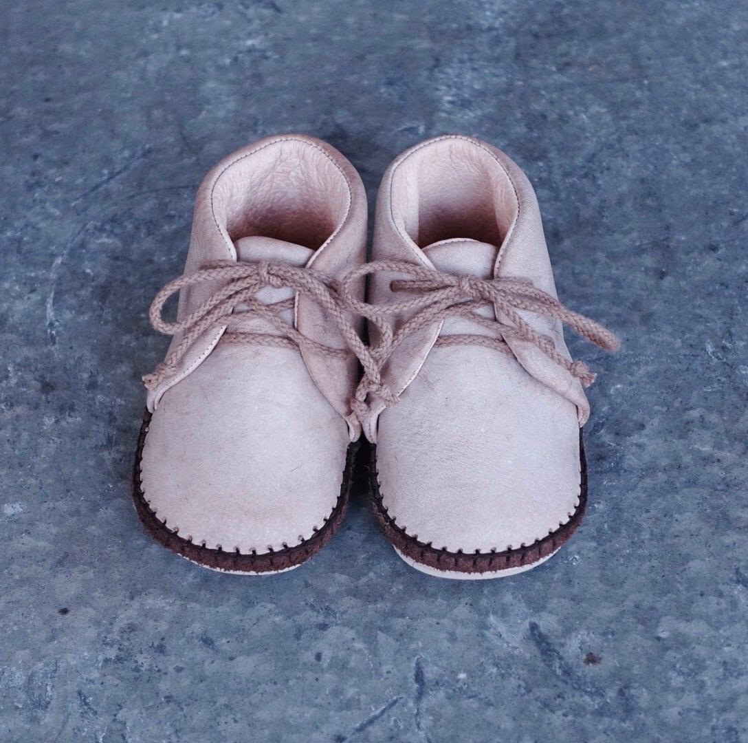 Baby Shoes / PLANE TOE / 13cm / Sayū
