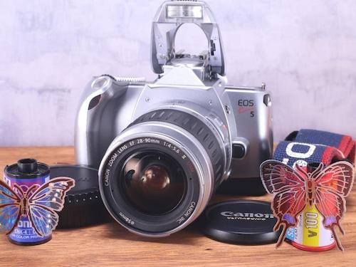 Canon Kiss 5 ズームレンズセット 1