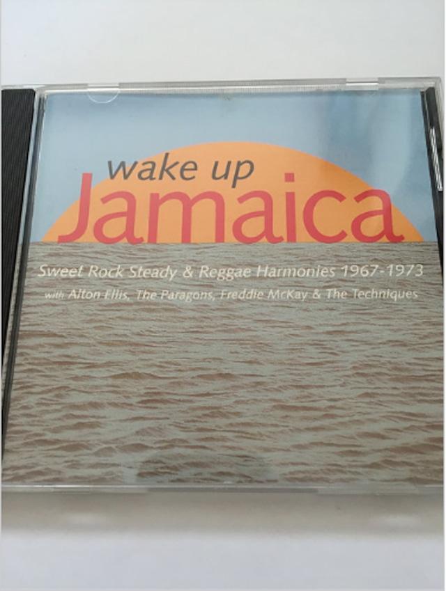 Various Artists - Wake Up Jamaica Part 1【CD】