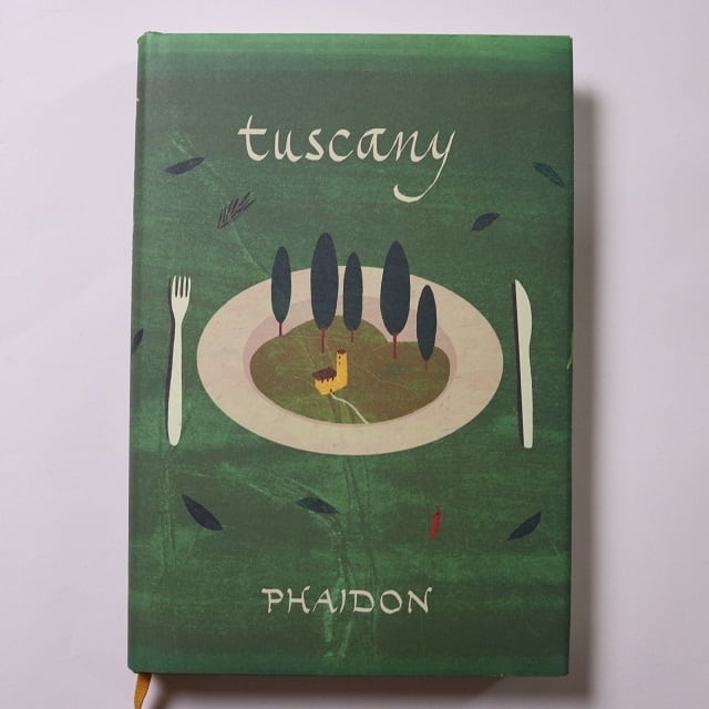 Tuscany トスカーナ / Phaidon Editors