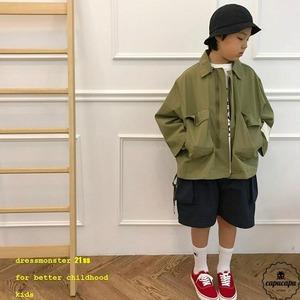 «sold out» dressmonster military jacket 2colors ミリタリージャケット