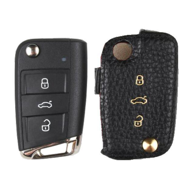 Volkswagen 専用 Type-A Car Key Case