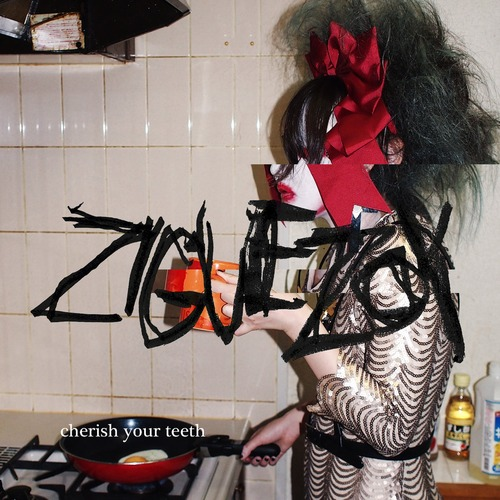 ZIGUEZOY - cherish your teeth (2020) [CD]
