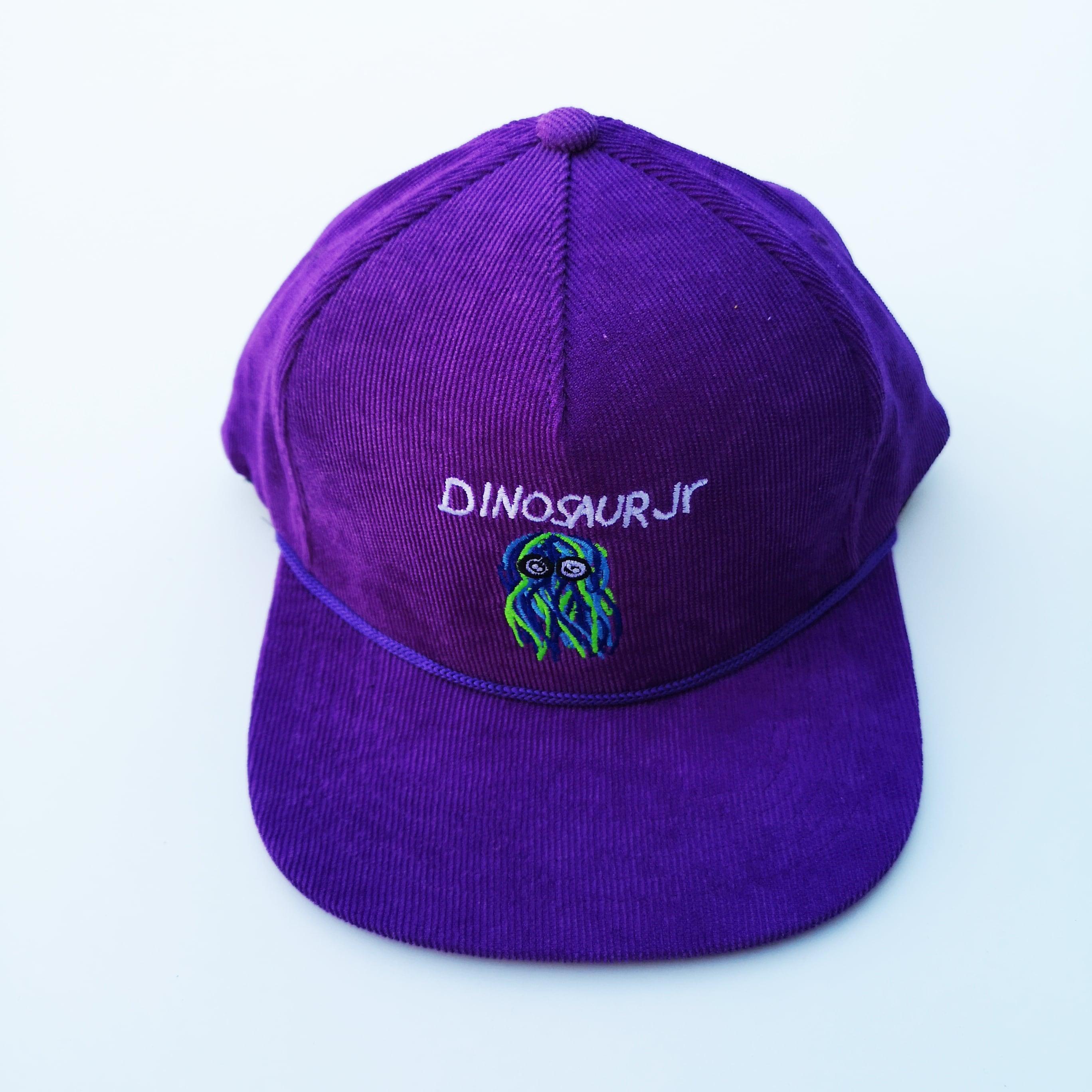 "Dinosaur Jr. ""Sweep It Into Space"" CORDUROY CAP"
