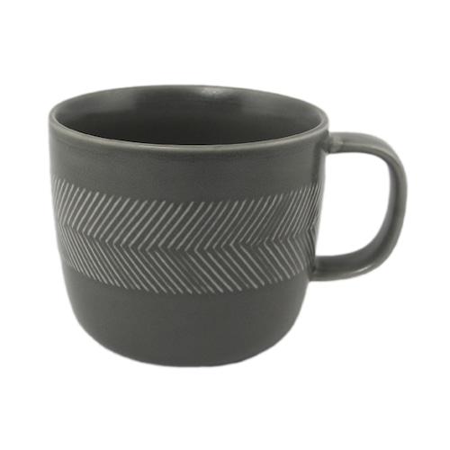 BIRDS' WORDS(バーズワーズ) Tabletop Mug ash gray