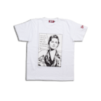 K'rooklyn T-Shirt × 上岡 拓也 Scent of a Woman Model - White
