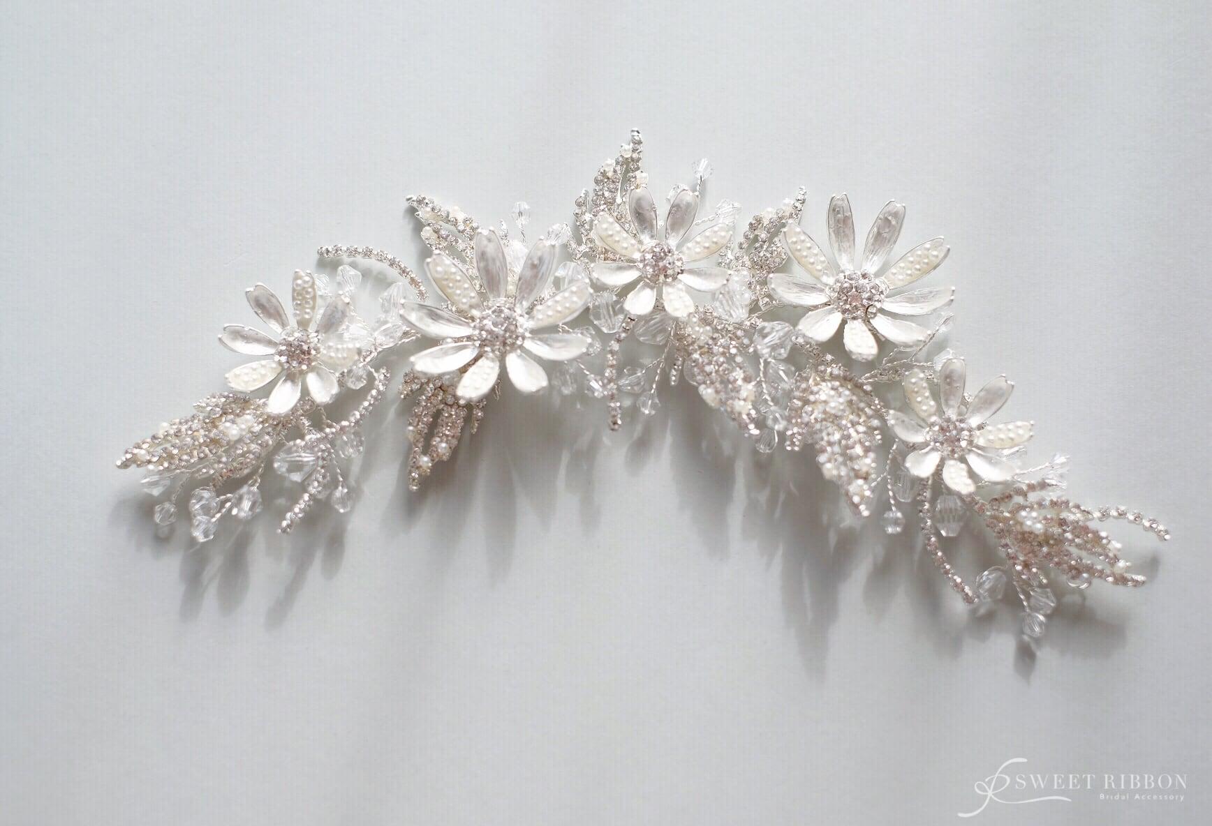 ブライダルヘッドドレス[HA-081]