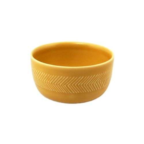 BIRDS' WORDS(バーズワーズ) Tabletop Bowl 8.5cm yellow
