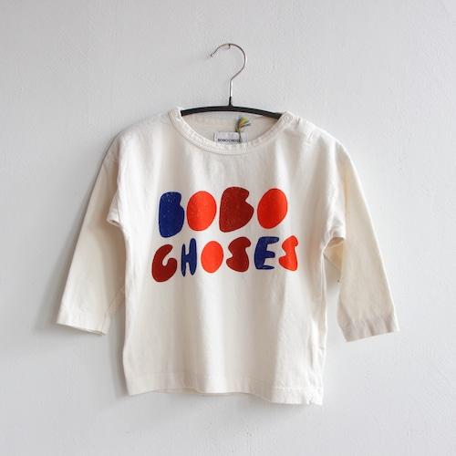 《BOBO CHOSES 2021AW》Bobo Choses long sleeve T-shirt / 12-36M