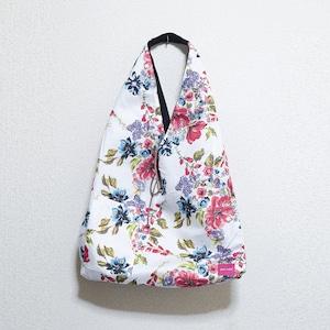 【北次 x pink india】Azuma リバーシブルバッグ6デザイン (Ver,ワインレッド)
