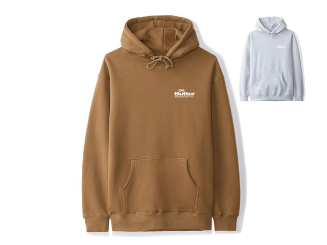 BUTTERGOODS Incorporated Pullover Hood