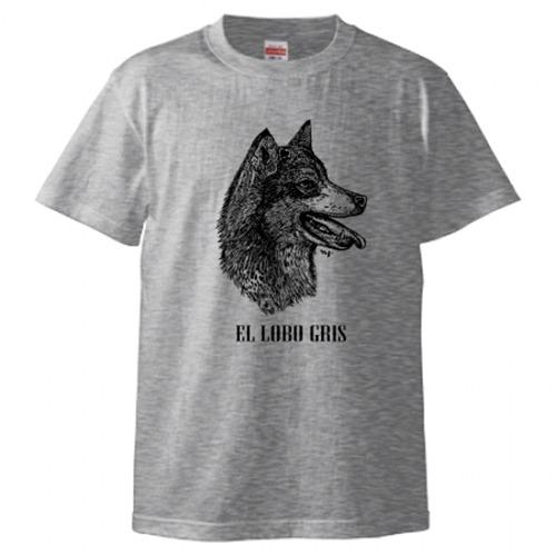 mimigris / ウルフ Tシャツ《送料無料》