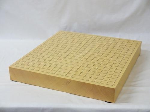 碁盤 新かや 2寸 接合卓上盤