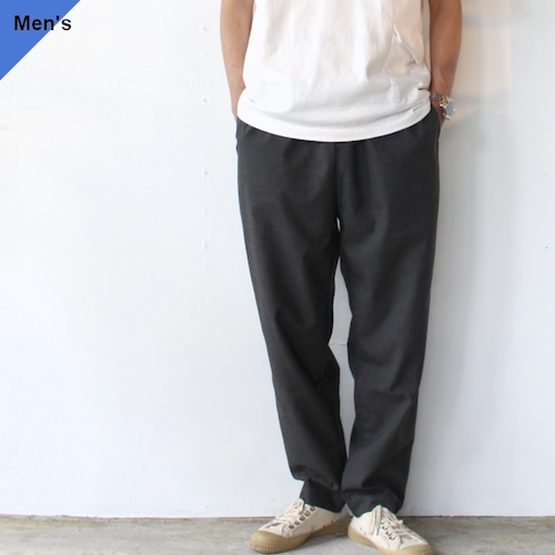 weac. RELAX PANTS  (Charcoal)
