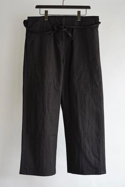 <SOLD OUT>TUKI - karate pants (blue black)