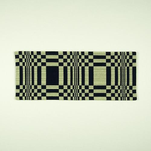 JOHANNA GULLICHSEN(ヨハンナ グリクセン) Puzzle Mat 1 Doris(ドリス) Dark Blue
