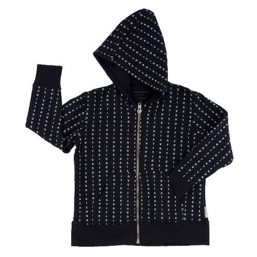 Tinycottons alphabet fleece hoody
