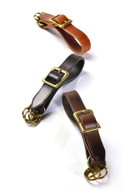 Belt key holder