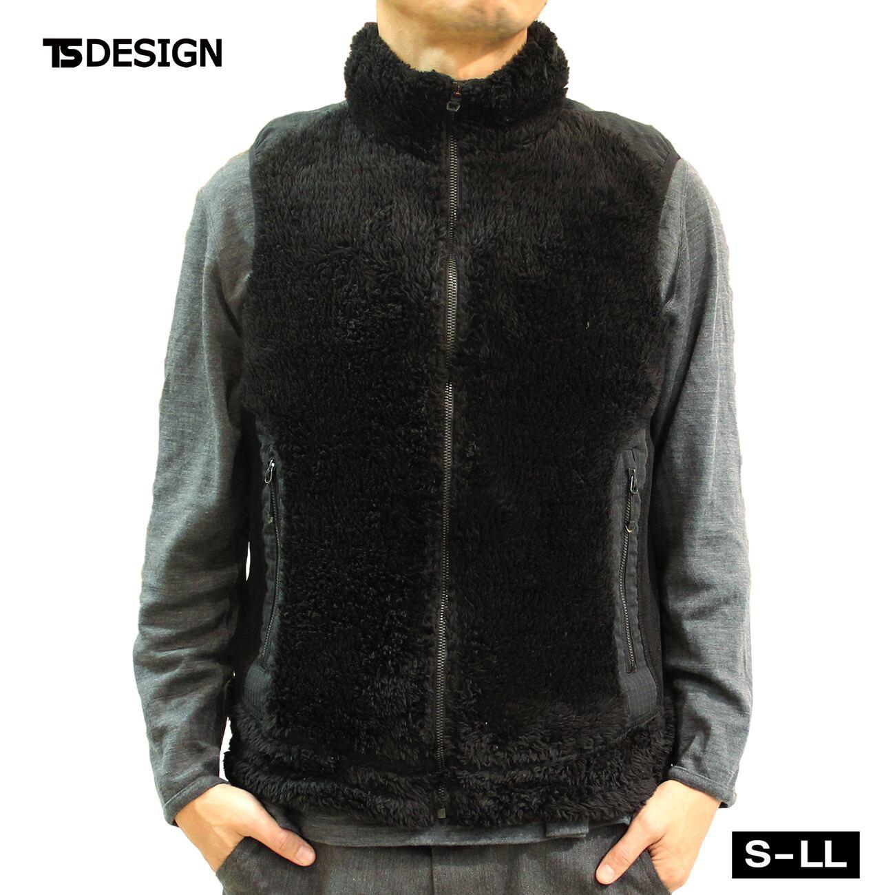 TS DESIGN TS DELTA  Bulky fleece Vest S-LL