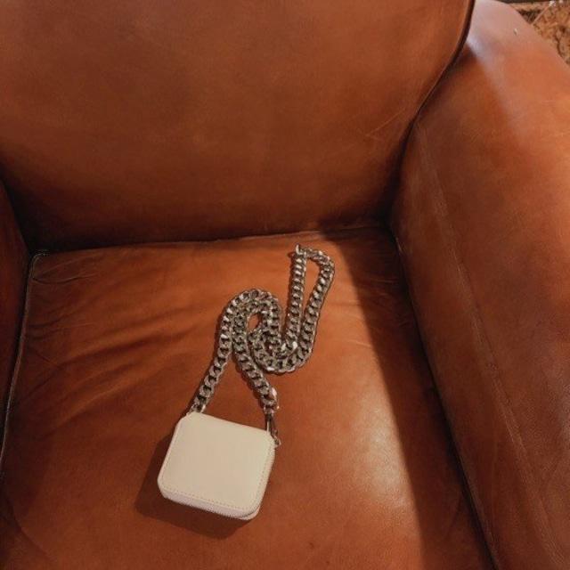 TOPANGA Bag キャッシュレスバッグ ホワイト