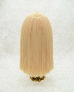 フロランタンストレート[12inch]シャンパンゴールド 髪ありブライス ドール ウィッグ DWL001-A024-12in