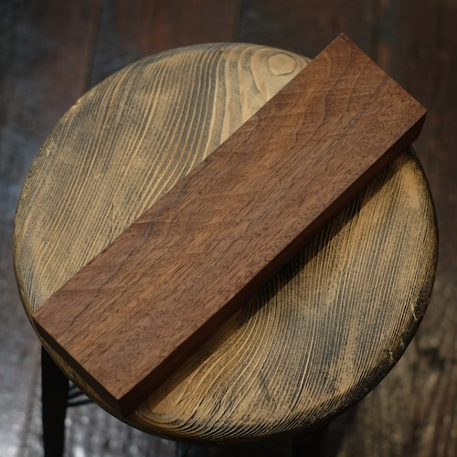 工房フジサワ ウォールナット木箱(大) 削り出し