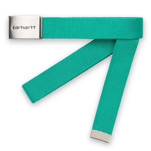 【Carhartt WIP】CLIP BELT CHROME (YODA) カーハート ベルト