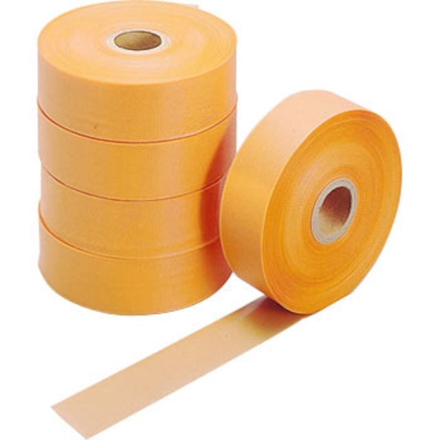21-284 オレンジエンボスカットテープ