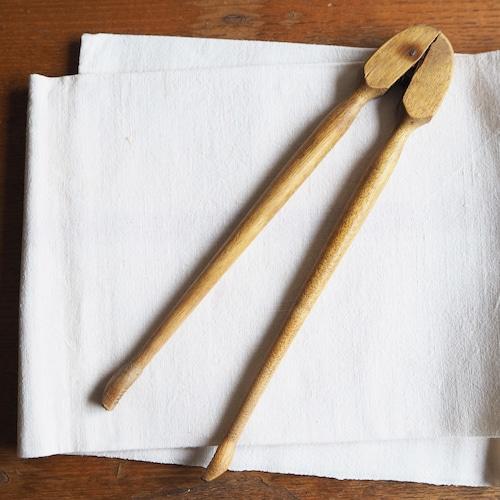 木製のトング A