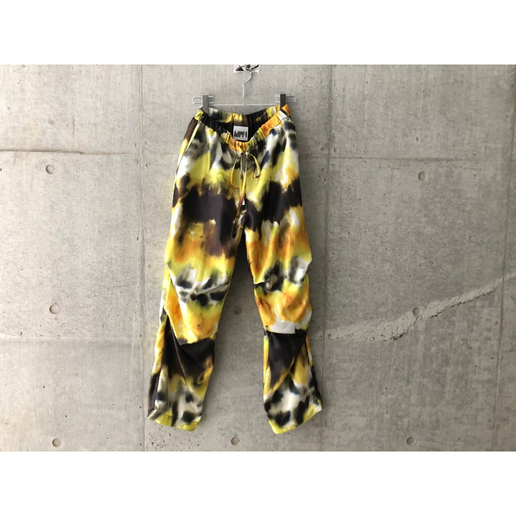 【hippiness】palette camouflage pants(Soil Lantern)/ 【ヒッピネス】パレットカモフラージュパンツ(ソイルランタン)