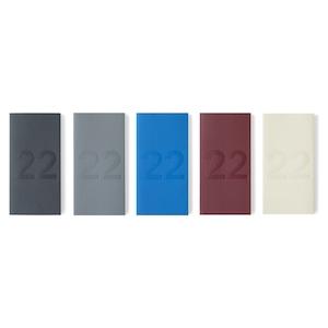 【ネコポス対応】Compact Diary 2022【ANGERS Original】